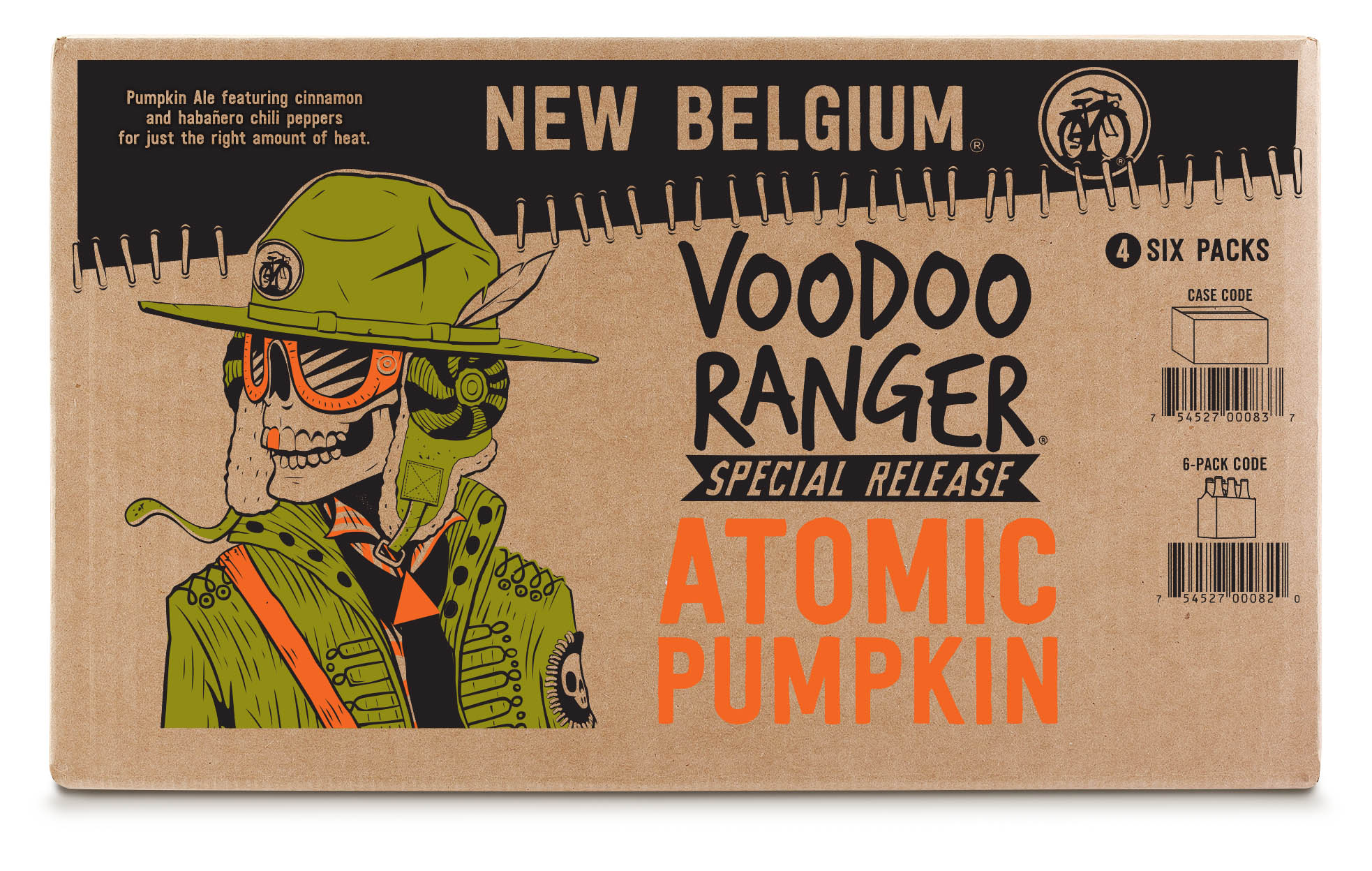 New Belgium to Release Atomic Pumpkin Ale | Brewbound.com
