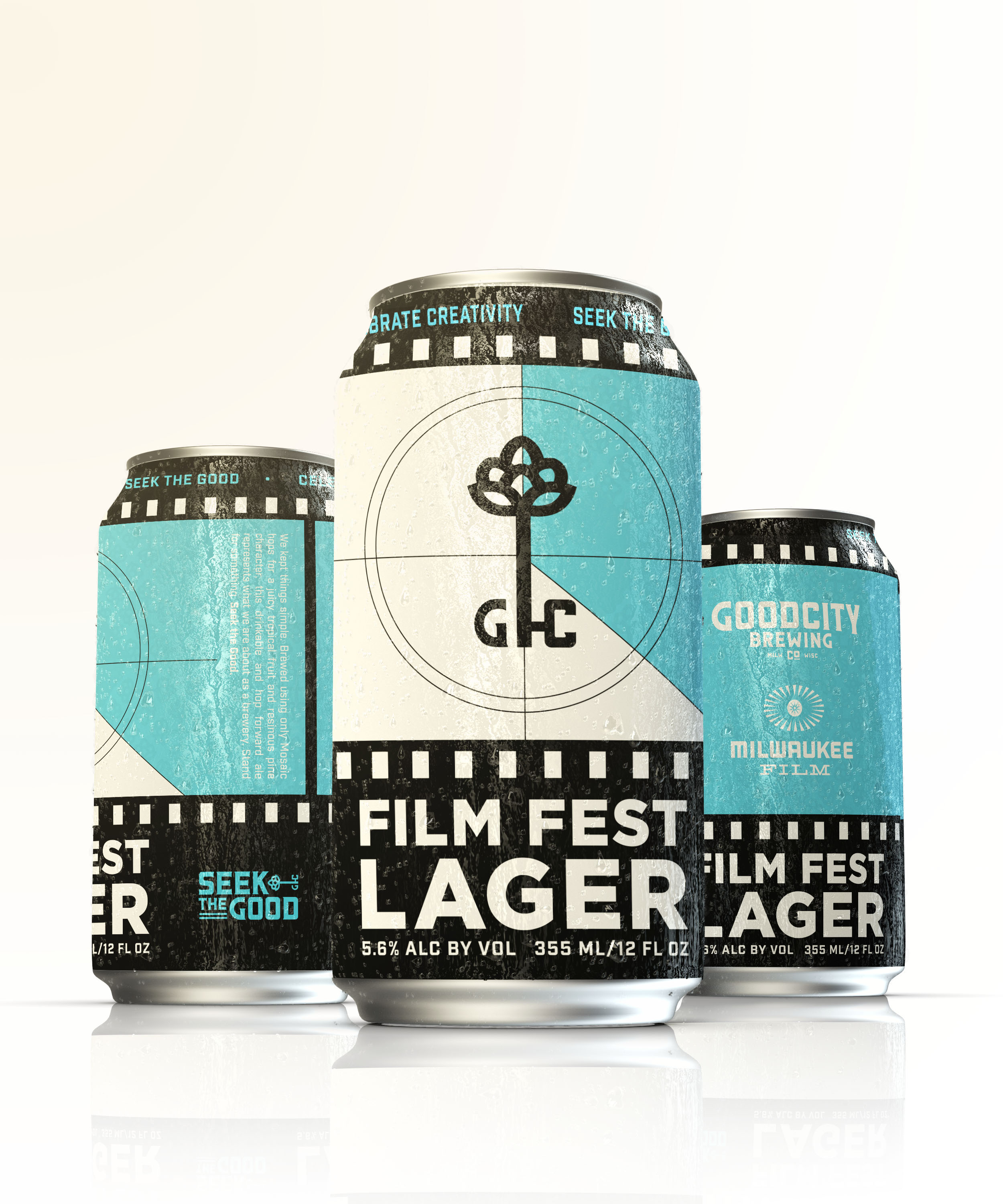 Good City Partners with Milwaukee Film Festival on Film Fest Lager | Brewbound.com