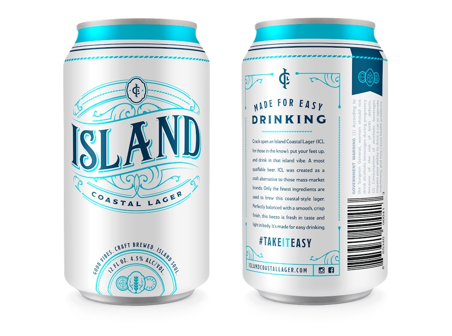 Island Coastal Lager Launches in South Carolina with Breakthru