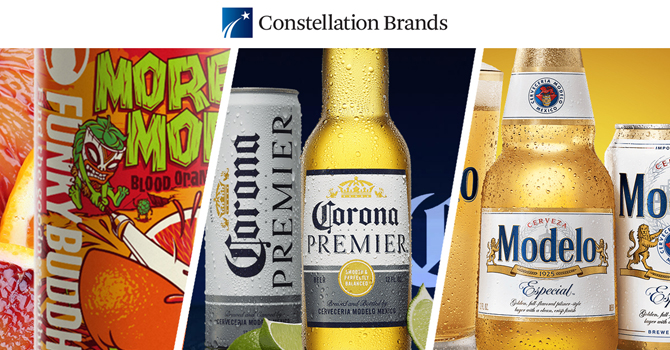 Constellation Brands (STZ) Given Daily Coverage Optimism Score of 0.15