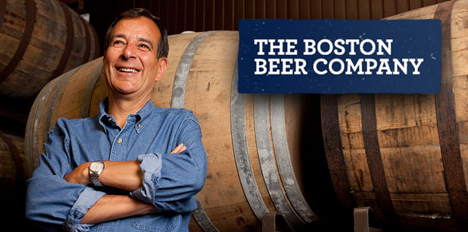 Portfolio Wide Sales Trends Improved For Samuel Adams Maker Boston Beer  Company In January, As The Company Increased Dollar Sales 10.3 Percent.