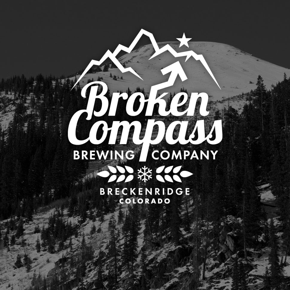 Image result for broken compass brewing co