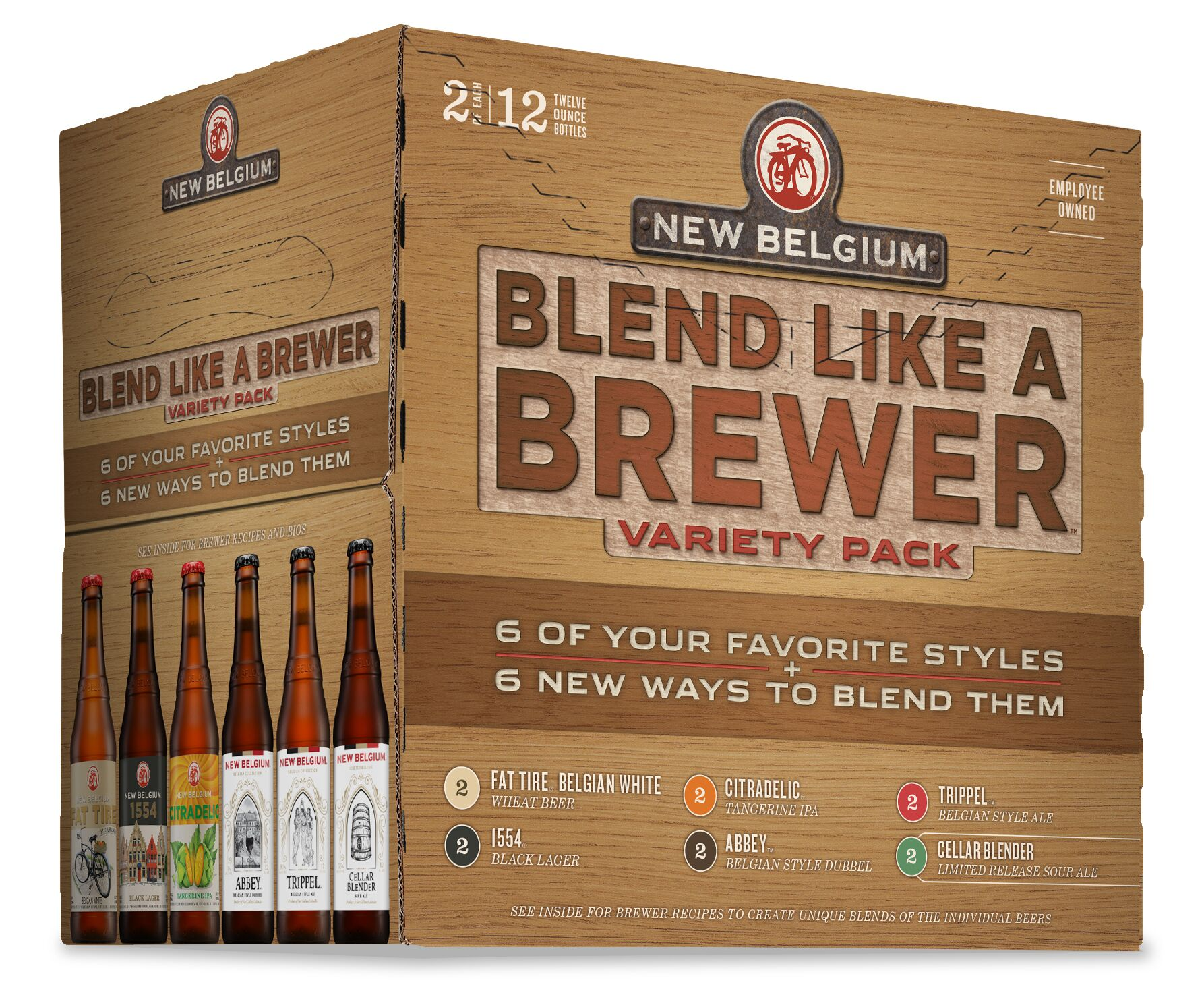 New Belgium Brewing Announces Winter Releases Brewbound Com