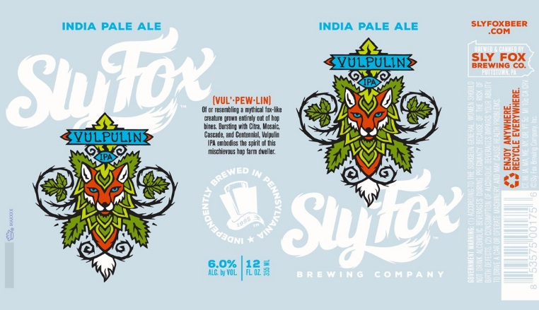 Sly Fox Brewing Announces Packaging Refresh, New Beer Releases | Brewbound.com