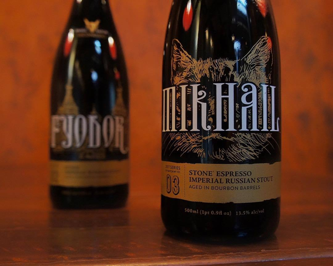 Stone Brewing Releases 5 Barrel-Aged Small Batch Beers | Brewbound.com