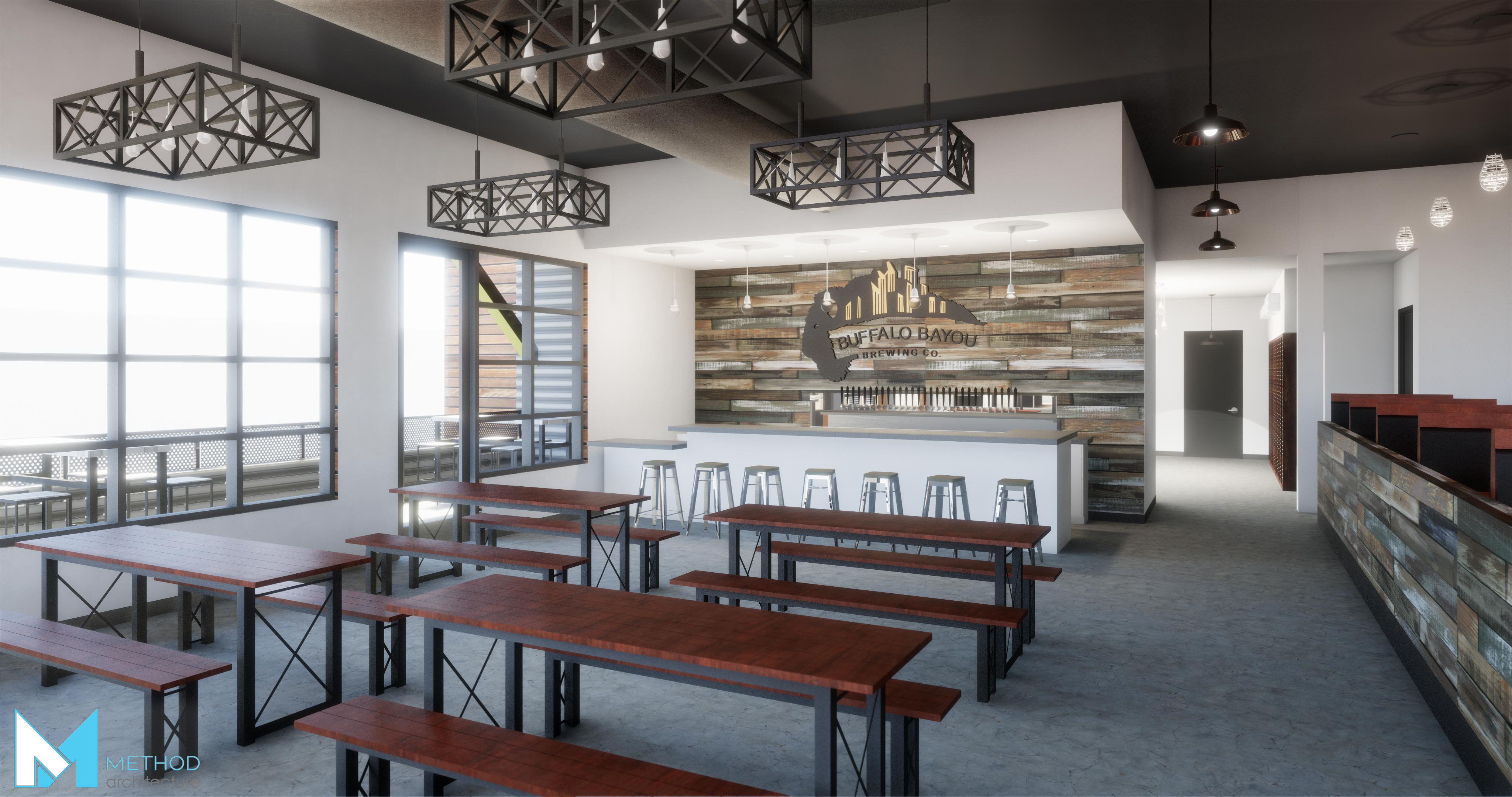 buffalo bayou brewing announces plans for houston taproom. Black Bedroom Furniture Sets. Home Design Ideas
