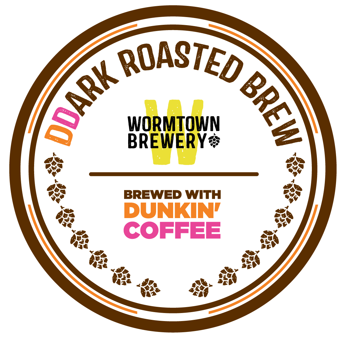 Wormtown Brewery and Dunkin\' Donuts to Release DDark Roasted Brew ...