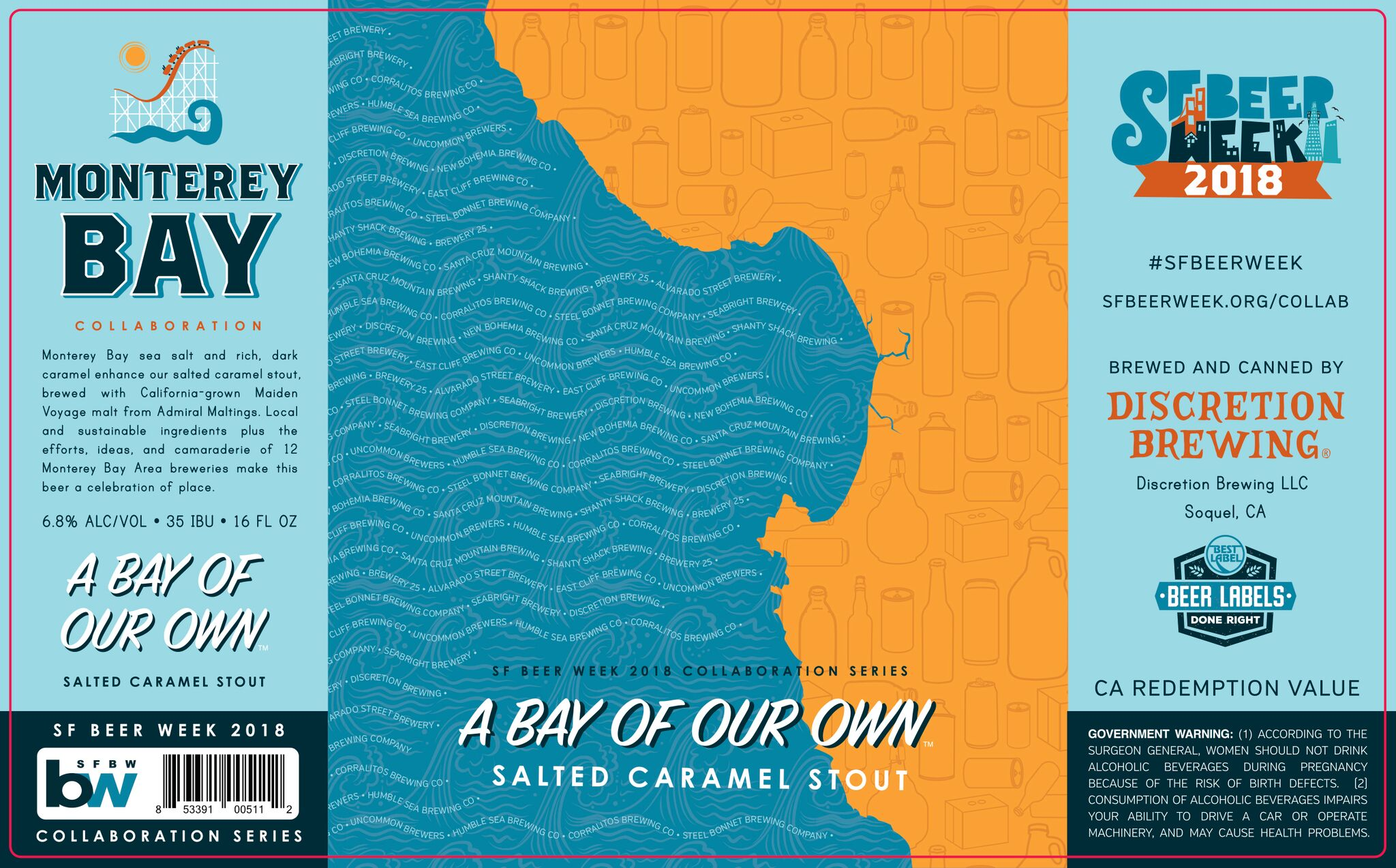 California Breweries Collaborate on 10 Beers for SF Beer Week ...