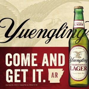 Yuengling Begins Distributing in Arkansas   Brewbound