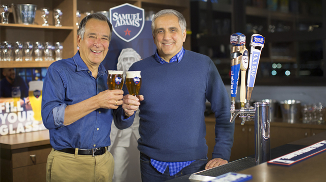 Boston Beer (NYSE:SAM) Raised to