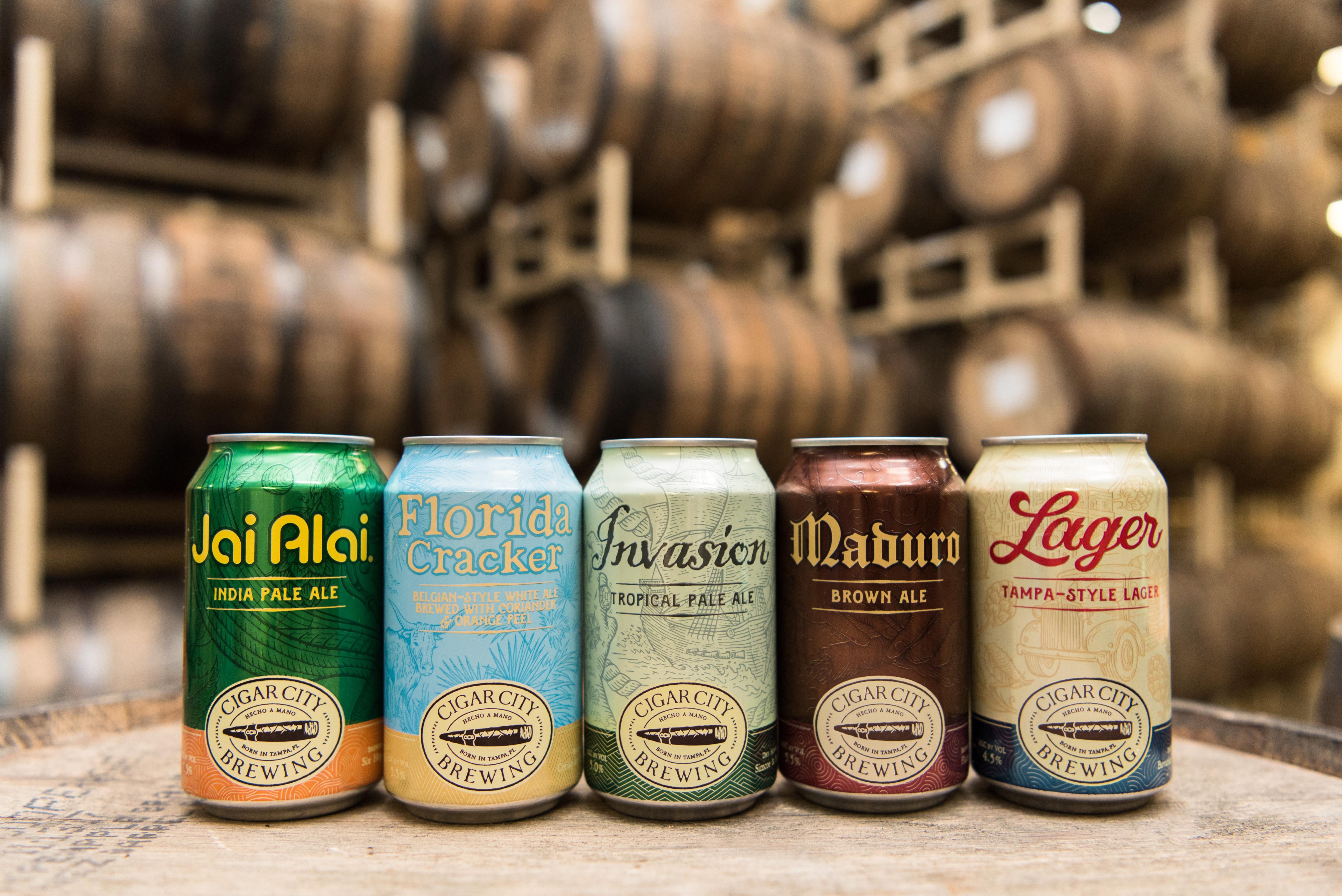 Cigar City Brewing Expands Distribution to Ohio   Brewbound