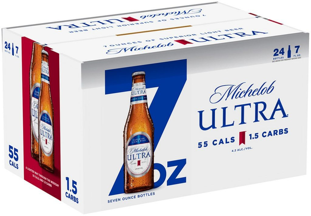 NEW YORK U2013 Today, Michelob Ultra, The Fastest Growing Beer Brand In The  U.S., Unveiled 7 Oz. Bottles, Bringing Consumers The Superior, Refreshing  Taste ... Ideas