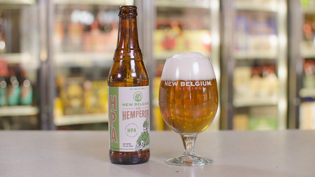 New Belgium Releases The Hemperor Hpa Brewbound Com