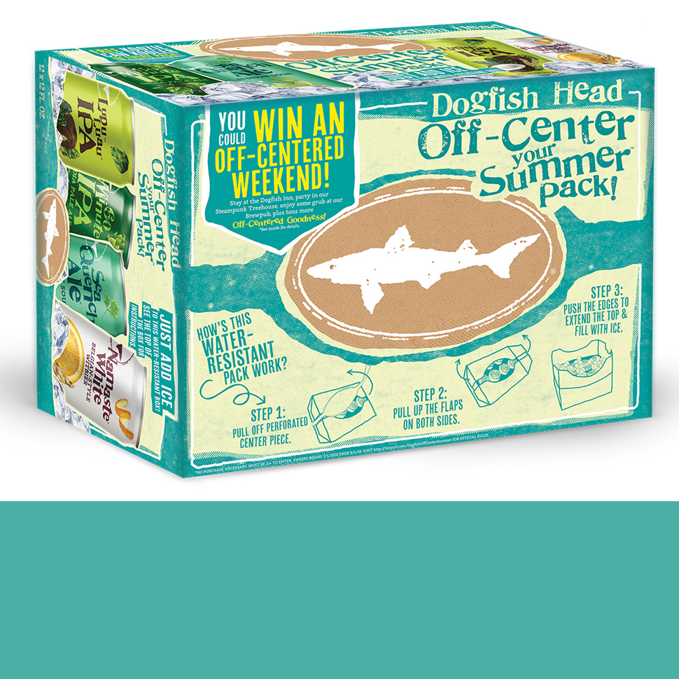 Dogfish Head Unveils New Variety Pack; Founder Calls Commodity ...