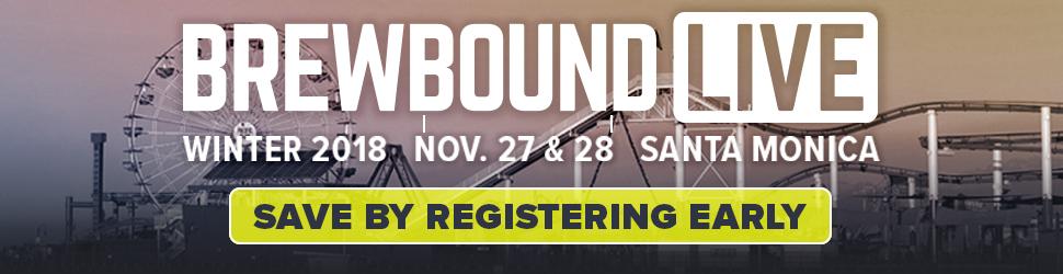 Brewbound Live Winter 2018