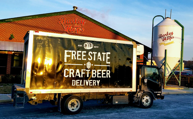 Free State Craft Beer Offers Distribution, Sans Franchise