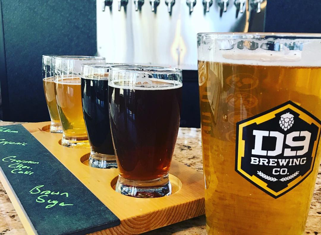 D9 Brewing Expands Distribution in Florida | Brewbound.com