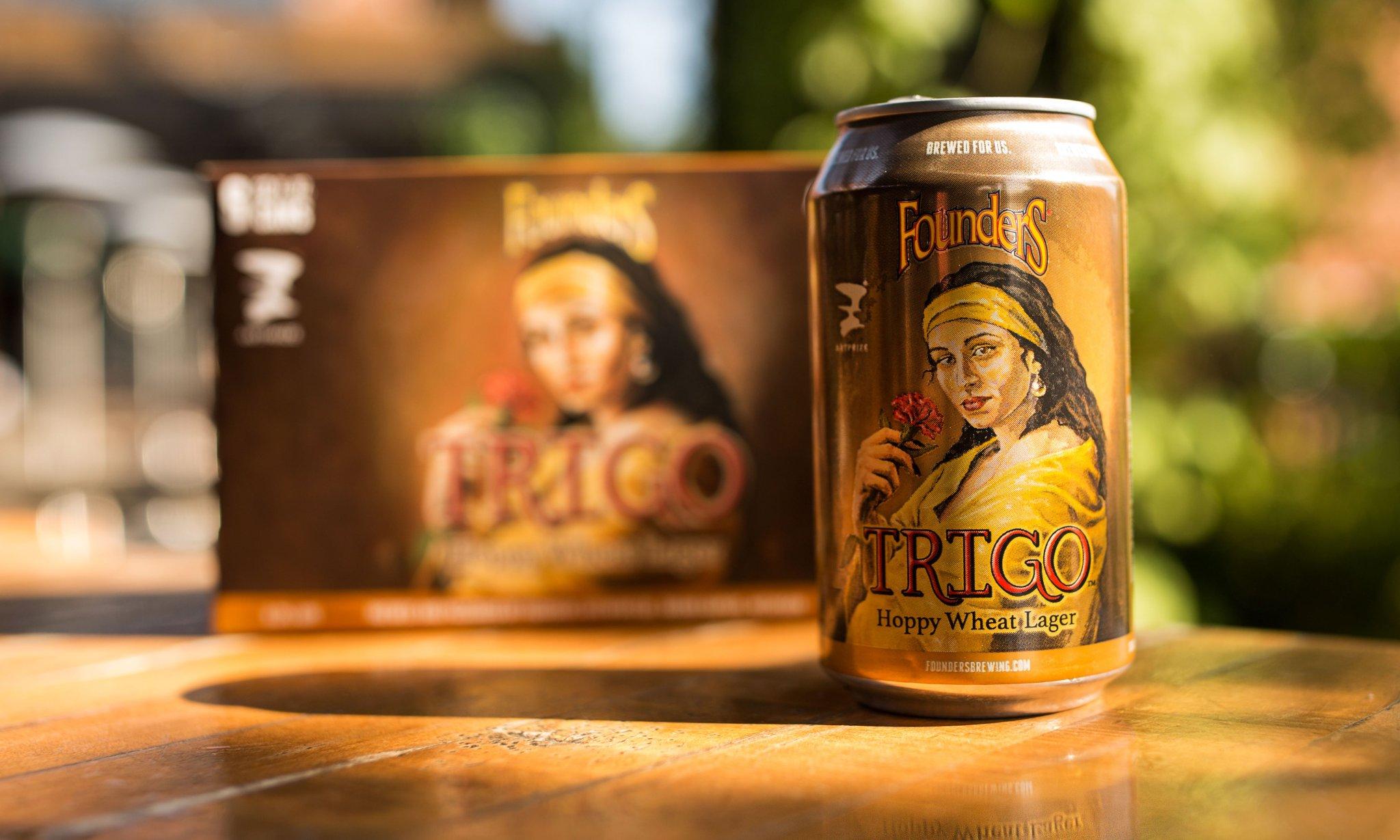 founders brewing to release trigo hoppy wheat lager brewbound com