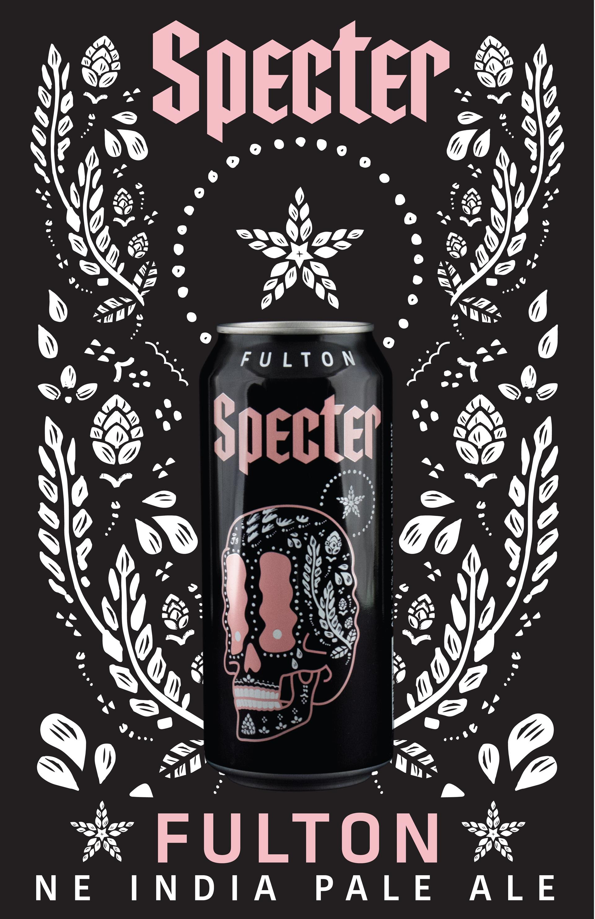 Fulton Beer to Release Specter | Brewbound