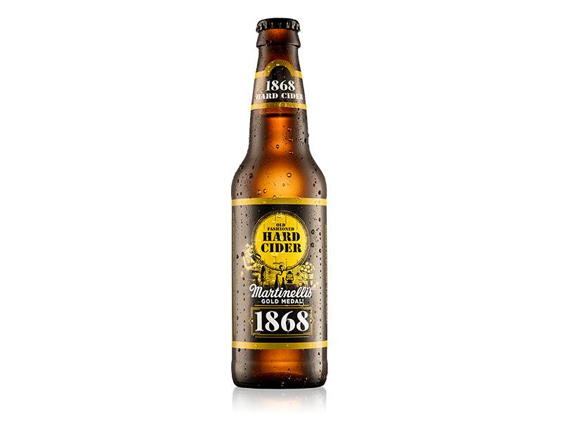 Martinelli S To Release 1868 Hard Cider For 150th Anniversary Brewbound