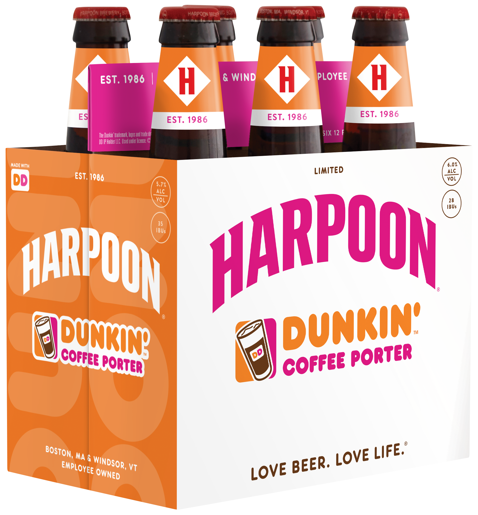 Image result for harpoon dunkin