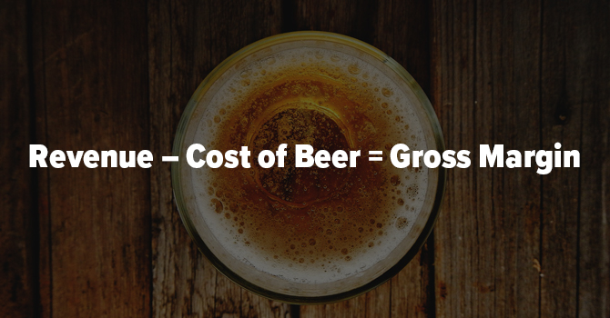 Beer Business Finance: Breaking Down the Taproom