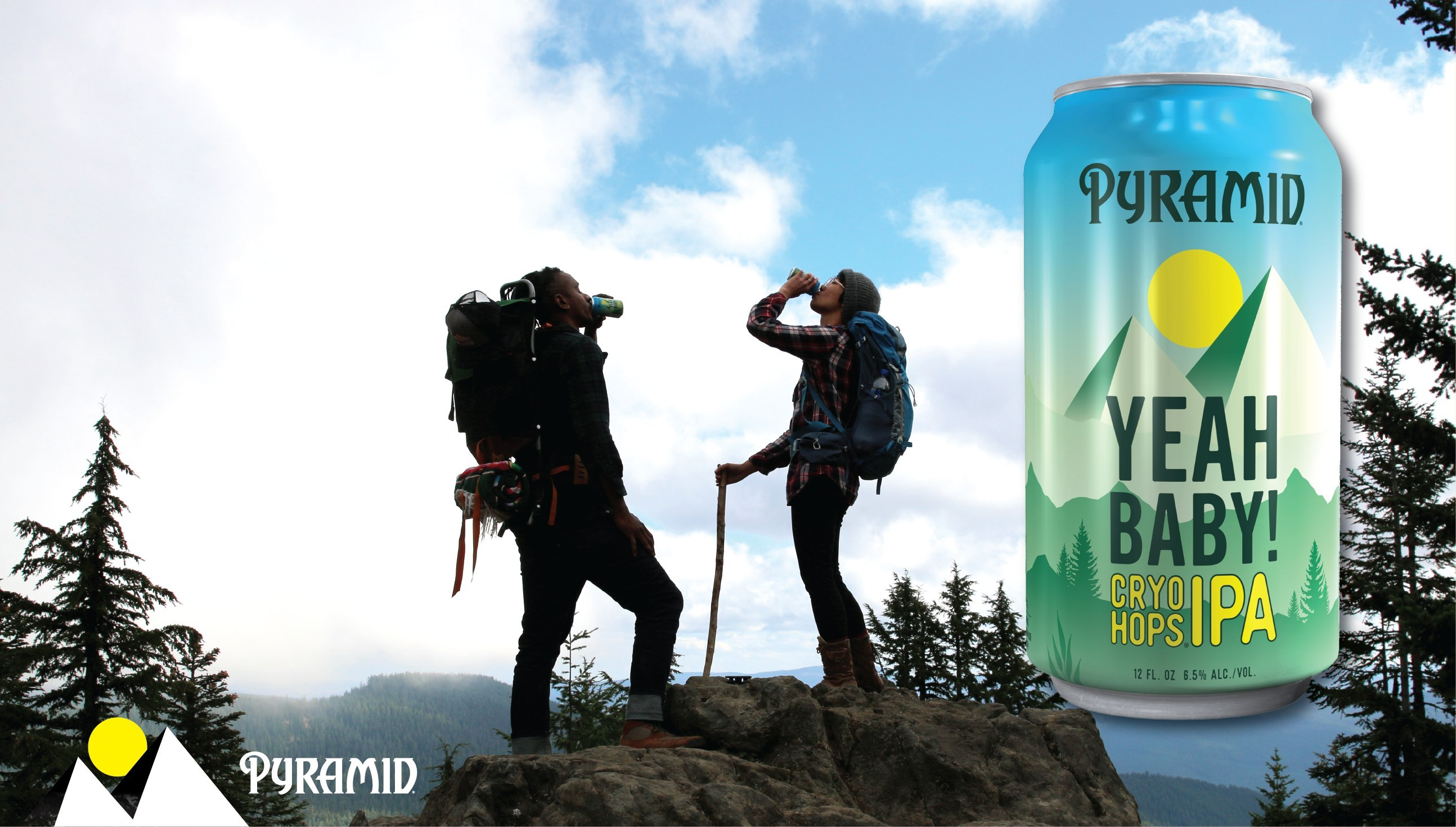 Pyramid Brewing Releases Yeah Baby! CRYO-Hops IPA | Brewbound.com