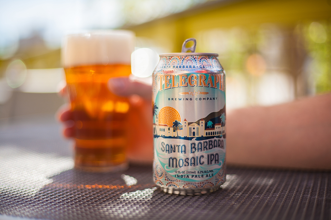 Telegraph Brewing Announces Release of Mosaic IPA