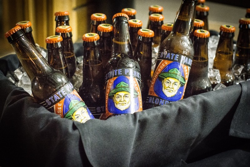 Tennessee Brew Works and Tennessee Department of Agriculture Collaborate on State Park Blond Ale