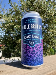 Dust Bowl Brewing Releases Mouthful of Miracles Brut IPA