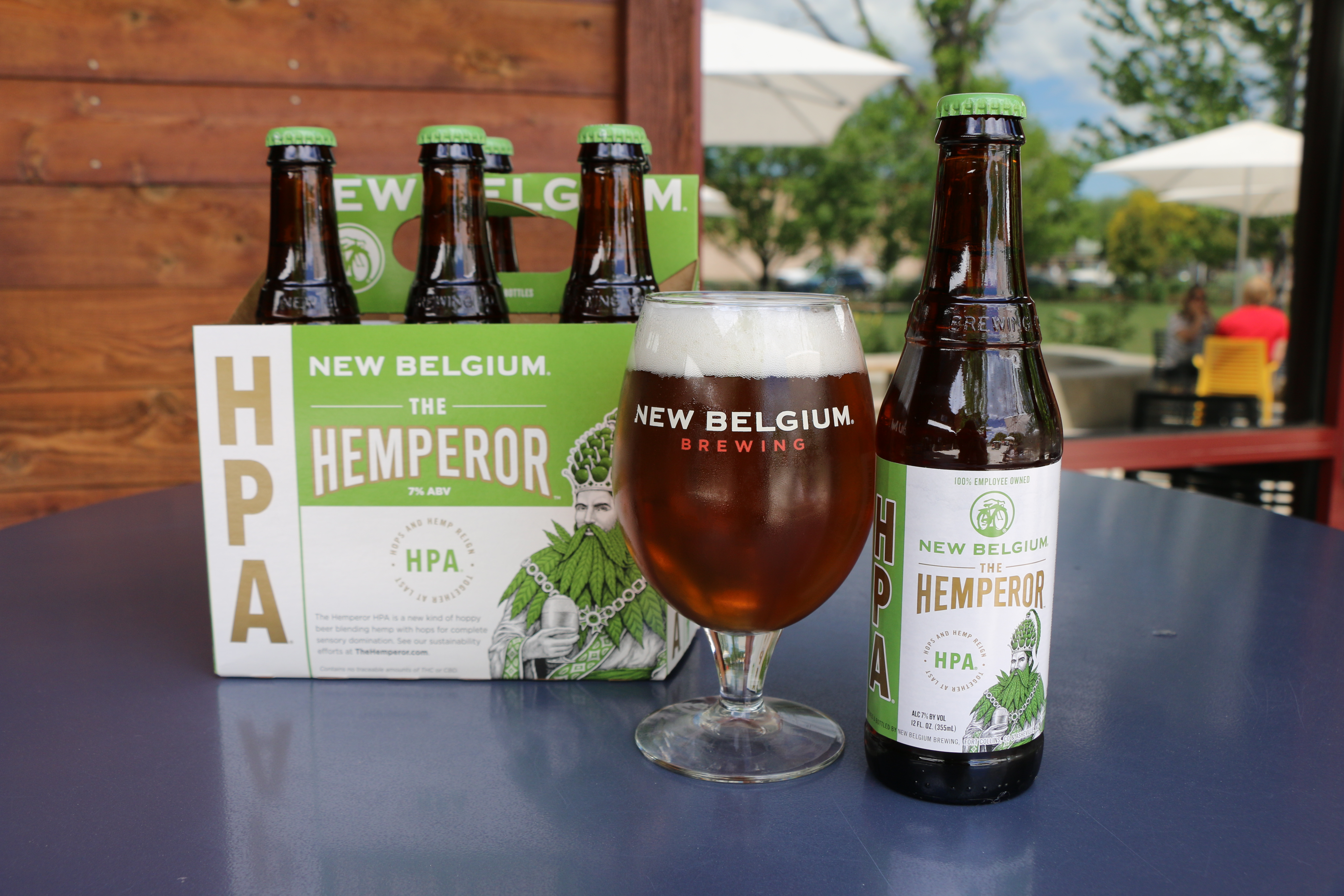 New Belgium Expands Distribution of Hemperor HPA into Kansas