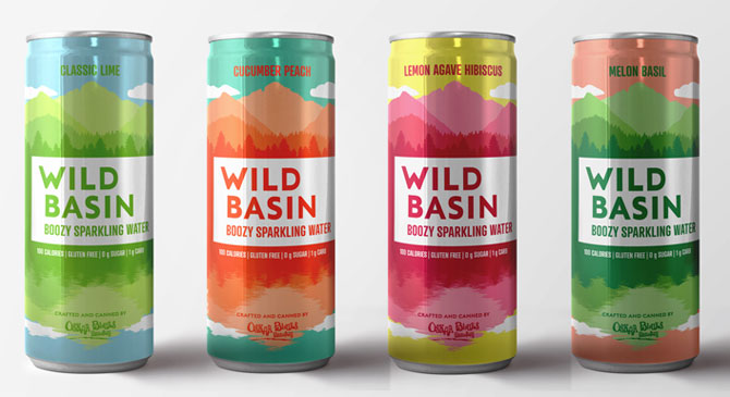 Image result for wild basin seltzer
