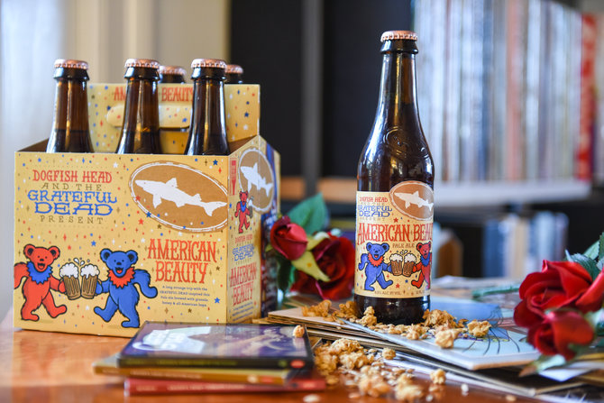 d5551f0d8f3 Dogfish Head Announces 2019 Release Calendar and Grateful Dead Collaboration