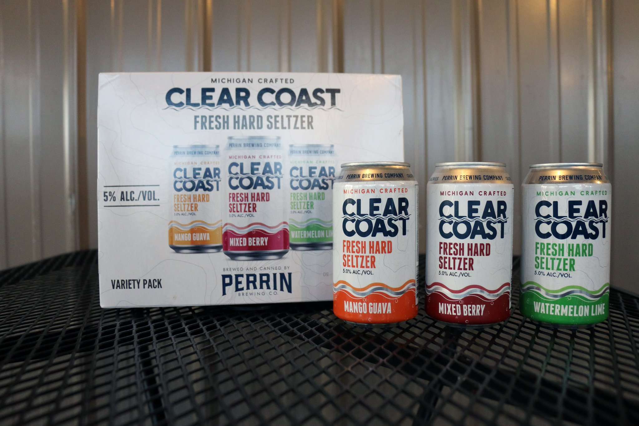 Perrin Brewing To Begin Statewide Distribution Of Clear