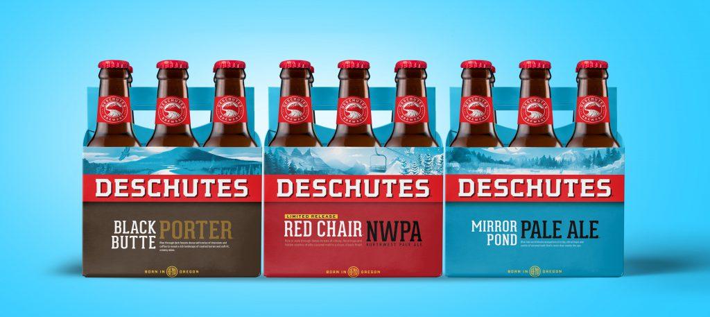 Deschutes Brewery Announces New Packaging Design | Brewbound com