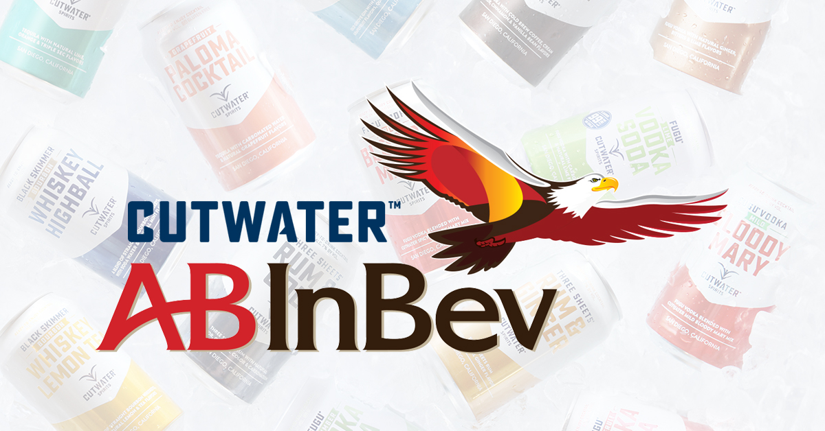 Anheuser-Busch to Acquire Fast-Growing Cutwater Spirits | Brewbound.com