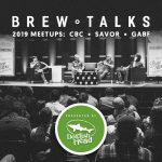 Brew Talks Industry Meetup at CBC: Beer Business Discussions & Top-Level Networking
