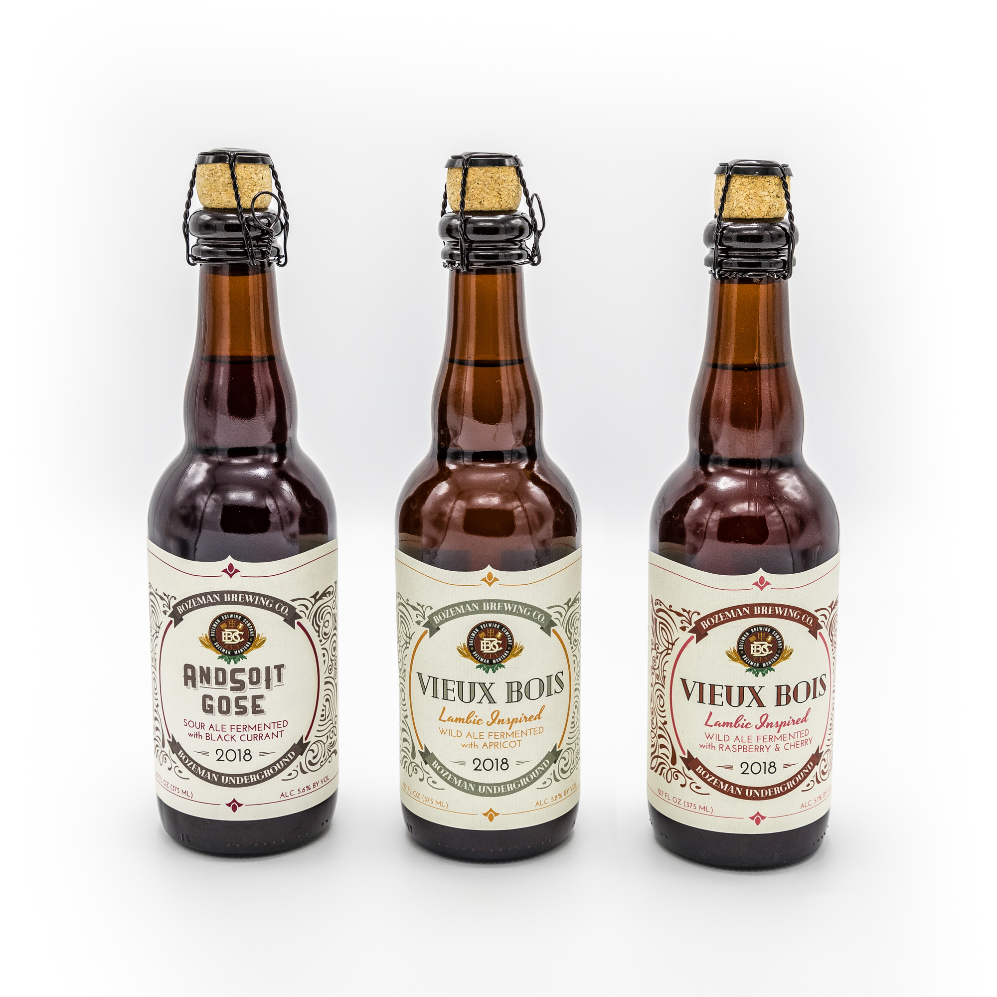 Bozeman Brewing Company Announces Sour Beer and Bottling