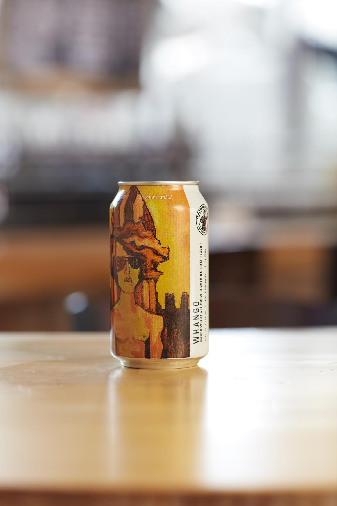 Atwater Brewery Releases 'Whango' Wheat Fruit Ale   Brewbound