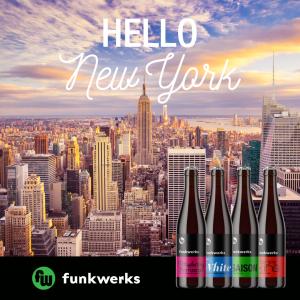 Funkwerks Adds Distribution in New York City | Brewbound com