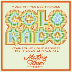Modern Times to Add Year-Round Distribution in Colorado