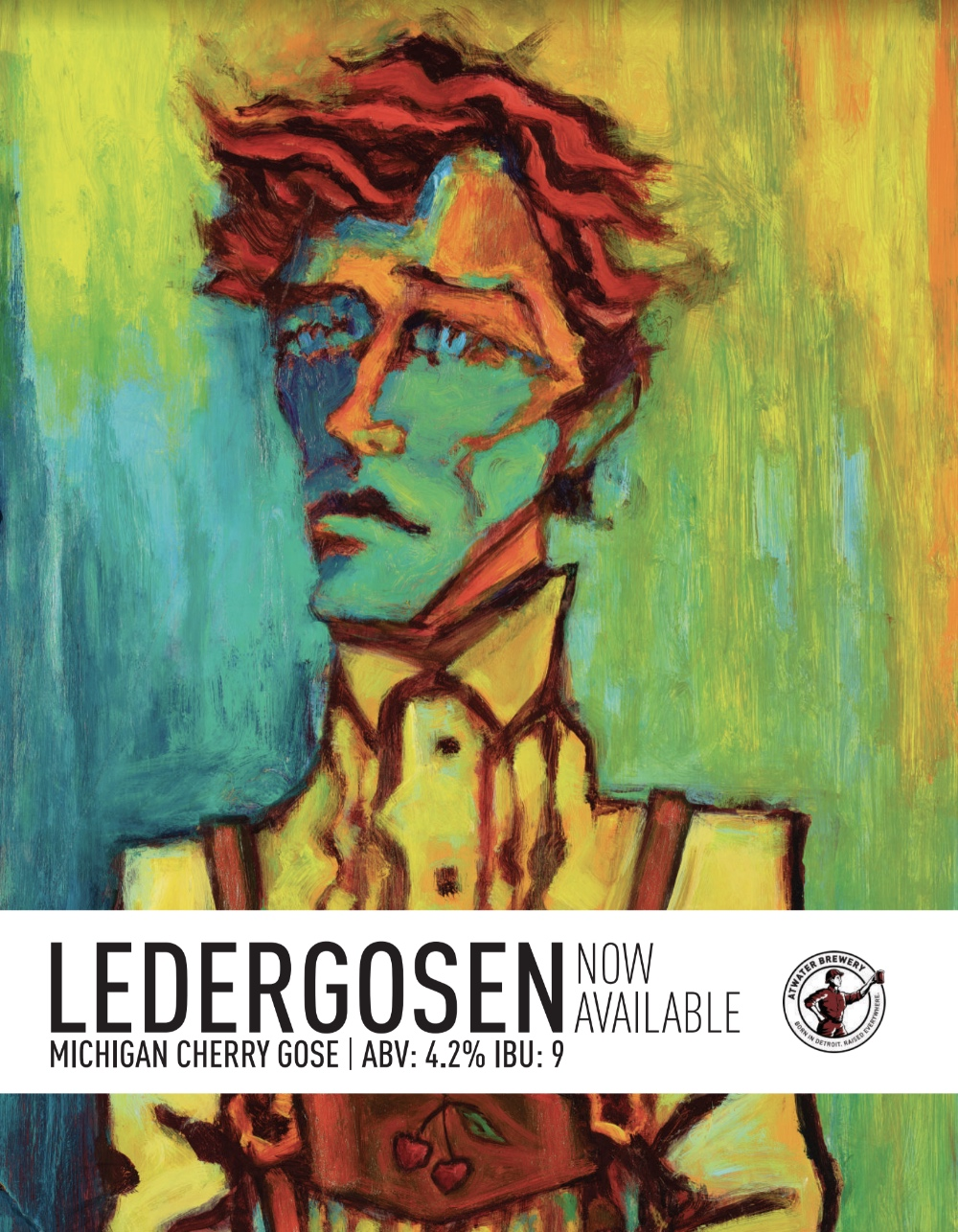 Atwater Releases 'Ledergosen' Michigan Cherry Gose   Brewbound