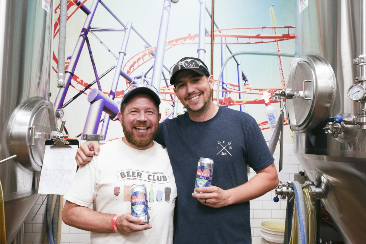 Coney Island Brewery and NYC Gay Craft Beer Lovers