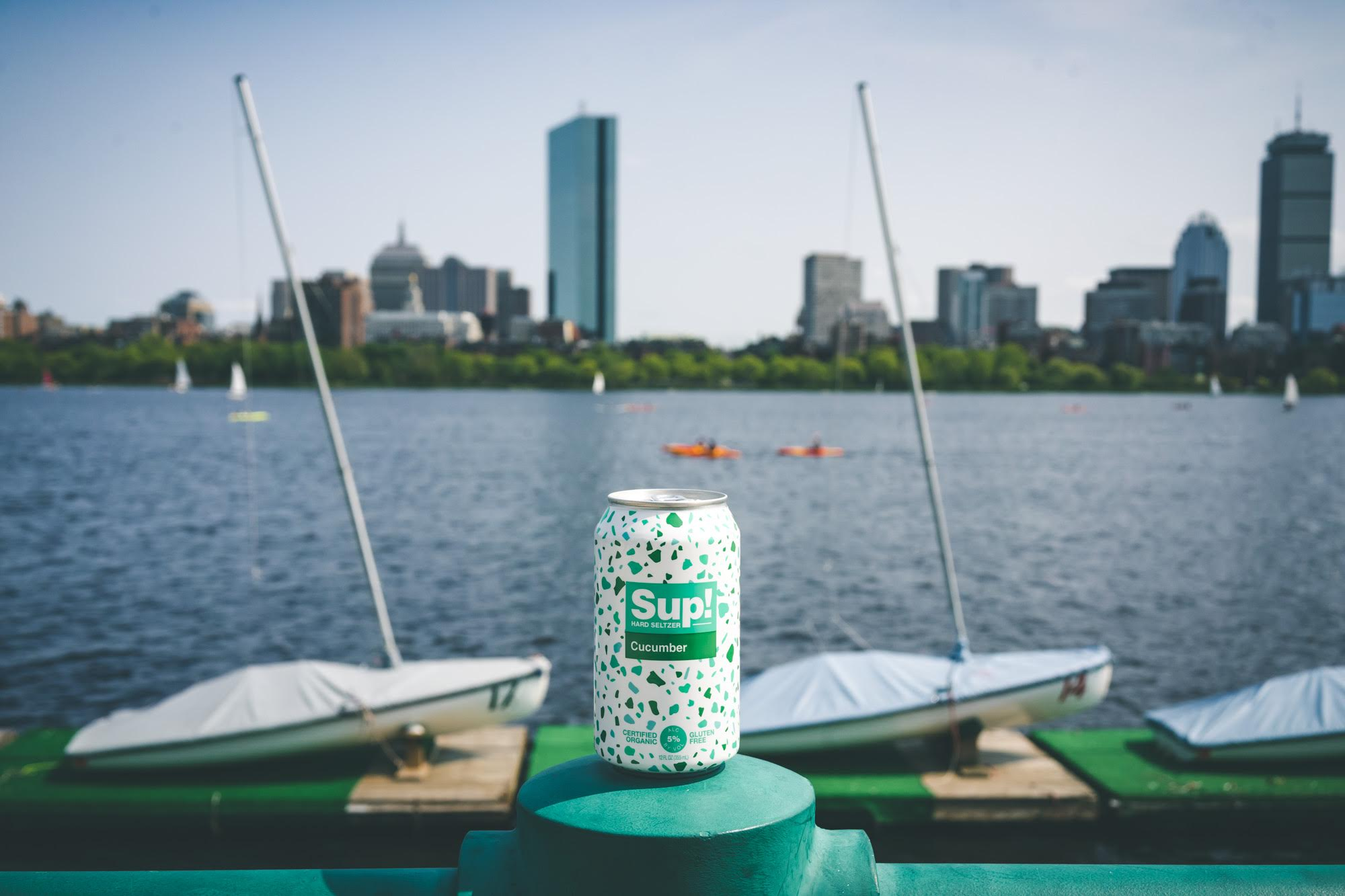 Liquid Collective Launches Sup! Organic Hard Seltzer in Boston and New York City | Brewbound.com