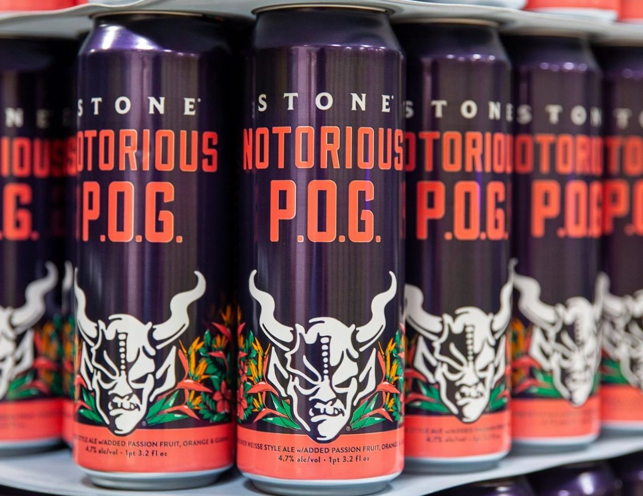 Stone Brewing Releases Notorious P O G  Berliner Weisse