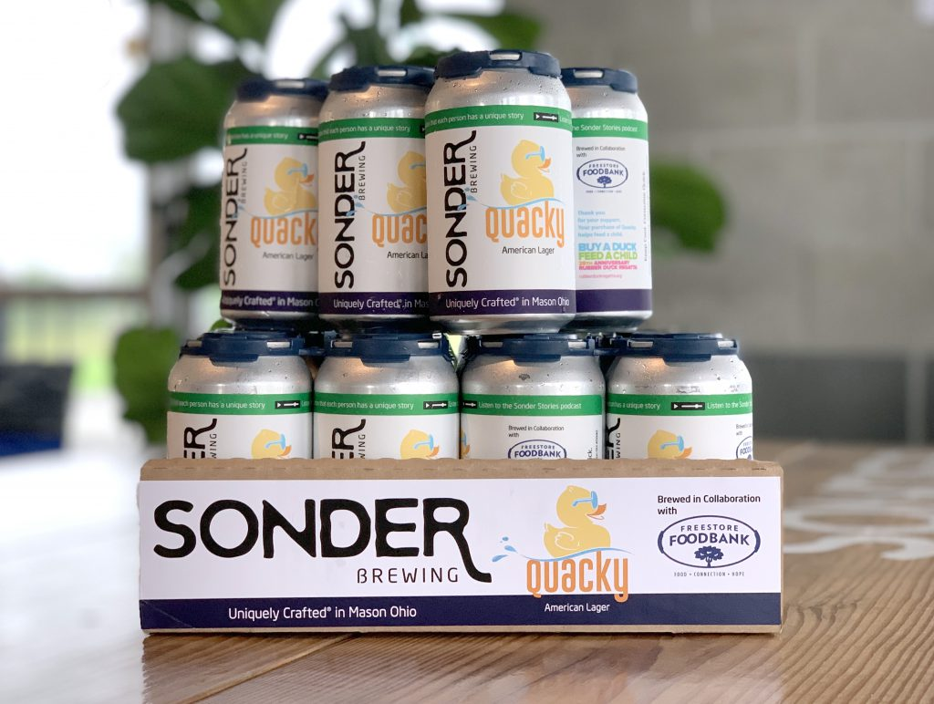 Sonder Brewing to Release Quacky American Lager   Brewbound