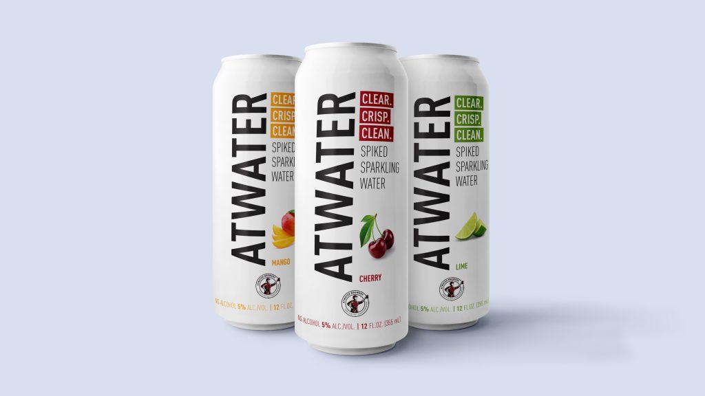 Atwater Brewery Launches Hard Seltzer Line   Brewbound