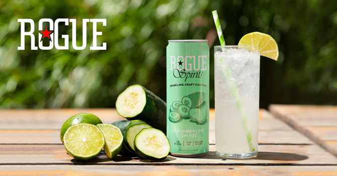 Rogue Ales & Spirits Rolls Out RTD Canned Cocktail Line | Brewbound com