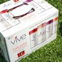 Braxton Brewing's VIVE Hard Seltzer Launches Co-Branded Variety Pack with the Cincinnati Bengals