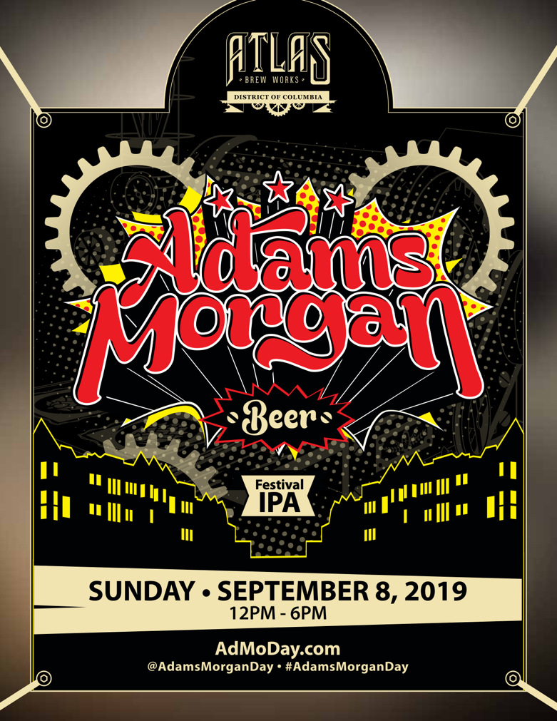 Roofers Union and Atlas Brew Works Launch The Adams Morgan